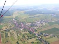 Vue de colombey en ULM