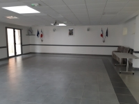 nouvelle salle...